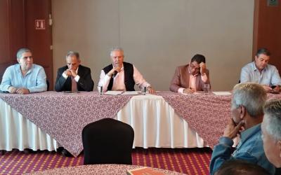 CONATRAM CELEBRA EN CDMX JUNTA DE CONSEJO NACIONAL