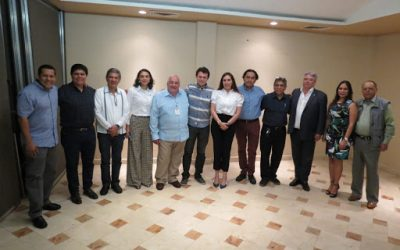 CONATRAM Y COPARMEX UNEN FUERZAS EN POZA RICA, VERACRUZ